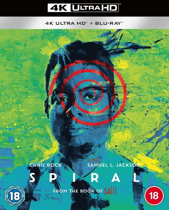 Spiral - From the Book of Saw - 1