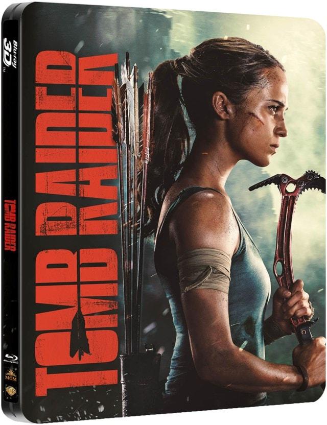 Tomb Raider (hmv Exclusive) - 2