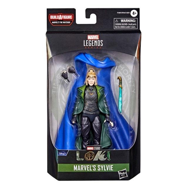 Marvel's Sylvie: Hasbro Marvel Legends Series Action Figure - 6