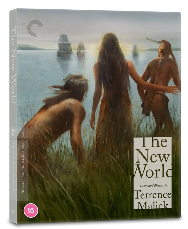 The New World - The Criterion Collection - 2