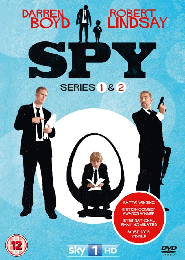 Spy: Series 1 and 2 - 1