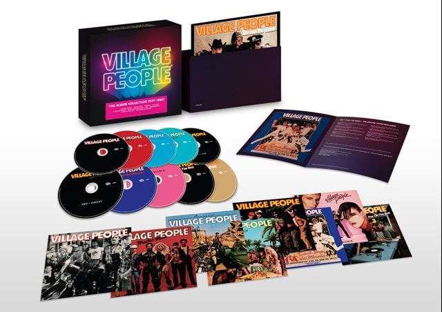 The Album Collection 1977-1985 - 1