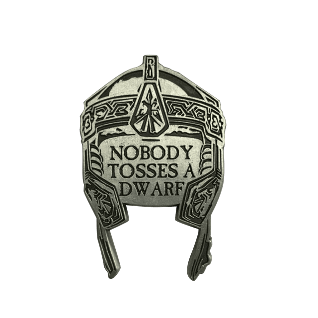 The Lord of the Rings: Gimli's Helmet Limited Edition Pin Badge - 3