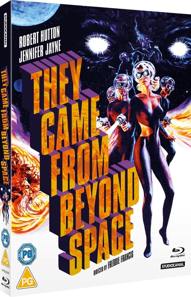 They Came from Beyond Space - 2