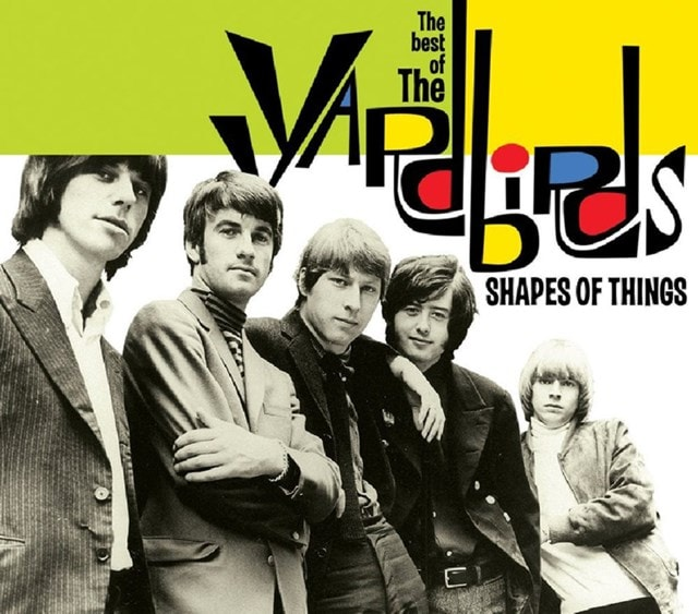 Shapes of Things: The Best of the Yardbirds - 1