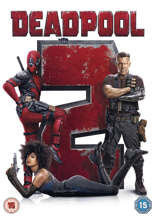 Deadpool 2 - 1