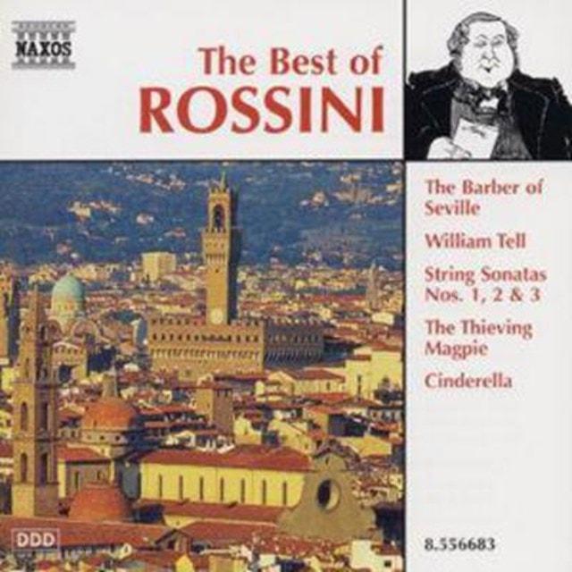The Best of rossini - 1