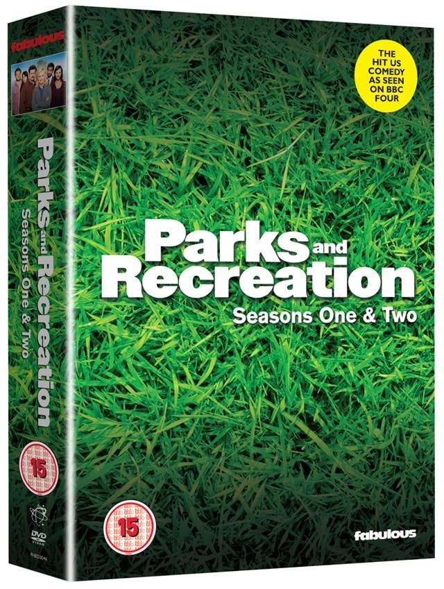 Parks and Recreation: Seasons One and Two - 2