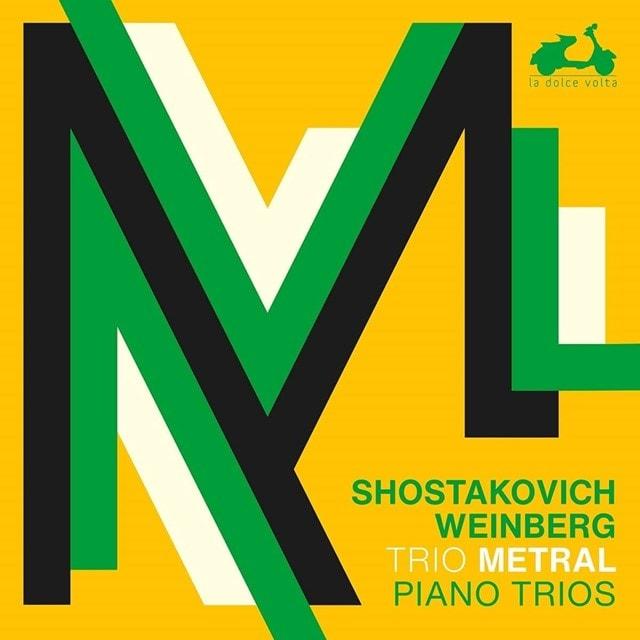 Shostakovich/Weinberg: Piano Trios - 1
