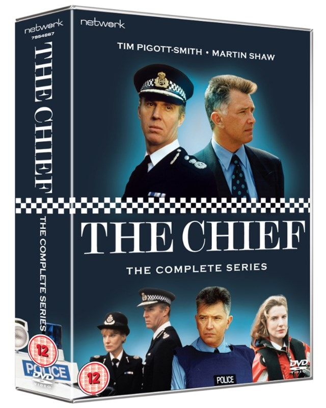 The Chief: The Complete Series - 2
