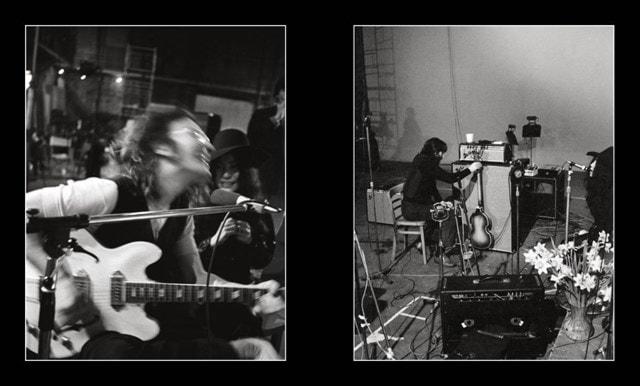 The Beatles: Get Back (Hardback) With Free Badge - 5