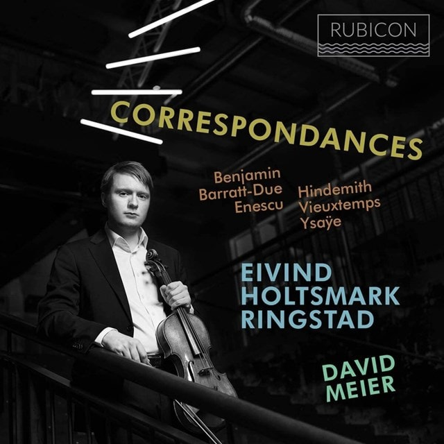Eivind Holtsmark Ringstad/David Meier: Correspondances - 1