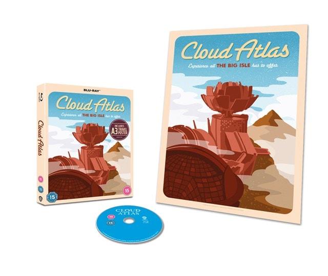 Cloud Atlas - Travel Poster Edition - 1