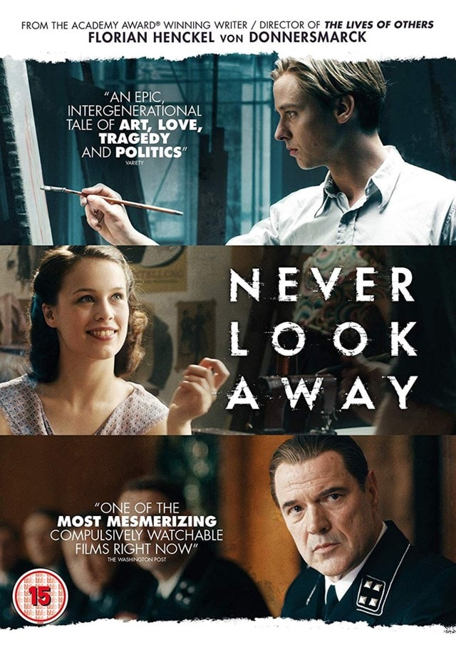 Never Look Away - 1