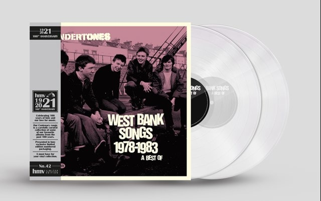 West Bank Songs 1978-1983: A Best Of (hmv Exclusive) the 1921 Centenary Edition Clear Vinyl - 1