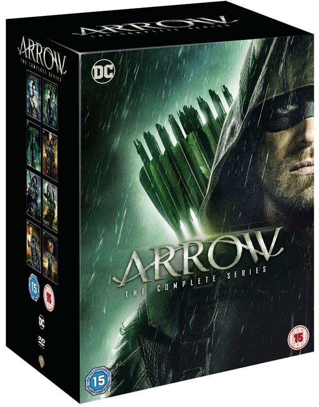 Arrow: The Complete Series - 2