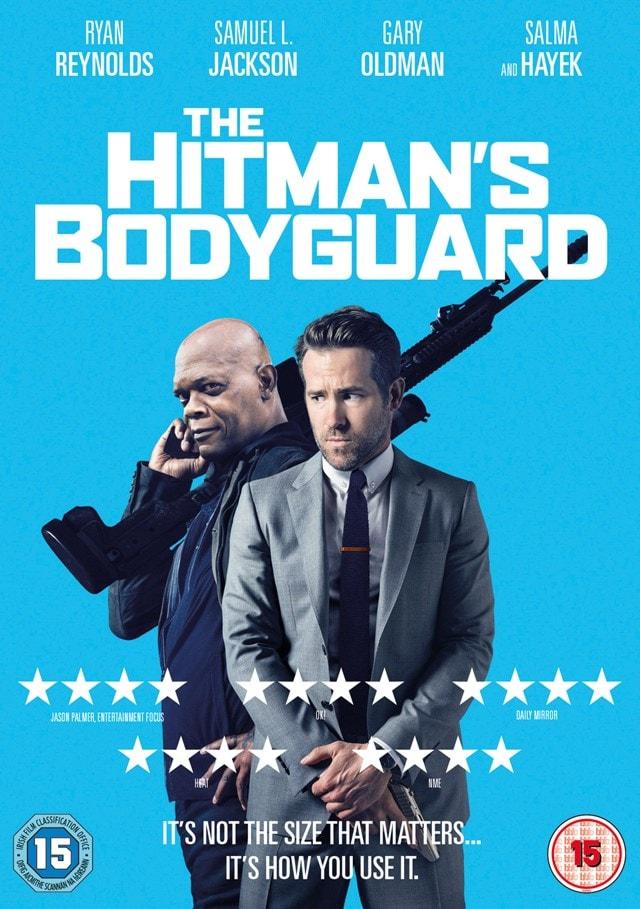 The Hitman's Bodyguard - 1