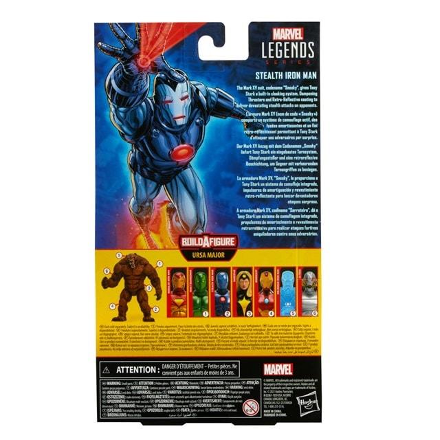 Hasbro Marvel Legends Series Stealth Iron Man Action Figure - 11