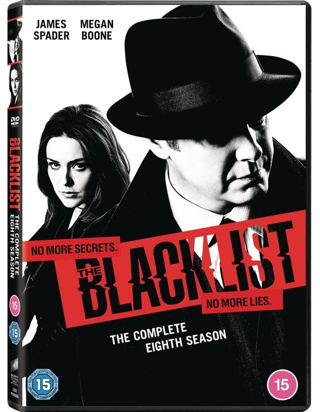 The Blacklist: The Complete Eighth Season - 2
