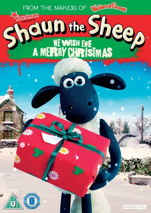 Shaun the Sheep: We Wish Ewe a Merry Christmas - 1