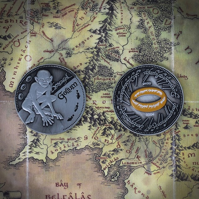 The Lord of the Rings: Gollum Limited Edition Coin - 2