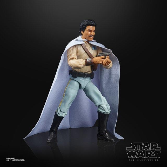 General Lando Calrissian: Return of the Jedi: Star Wars Black Series Action Figure - 5