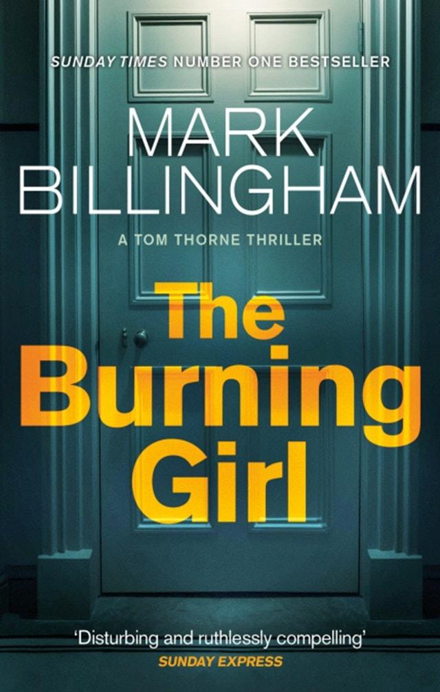 Burning Girl - 1