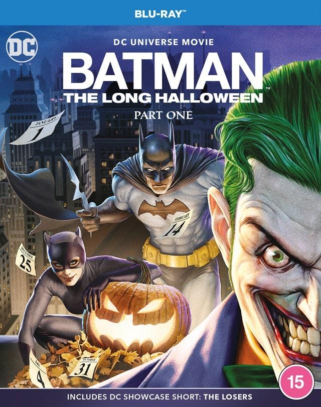 Batman: The Long Halloween - Part One - 1