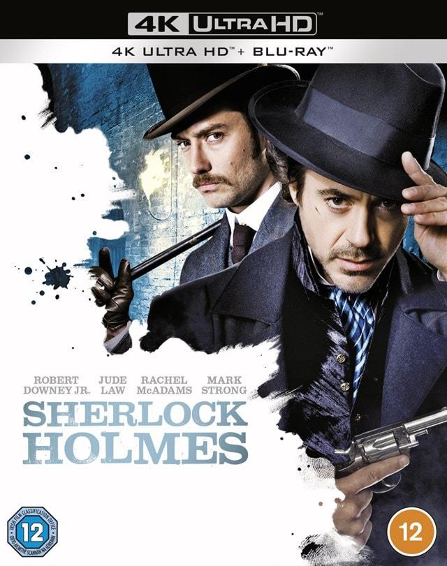 Sherlock Holmes - 1