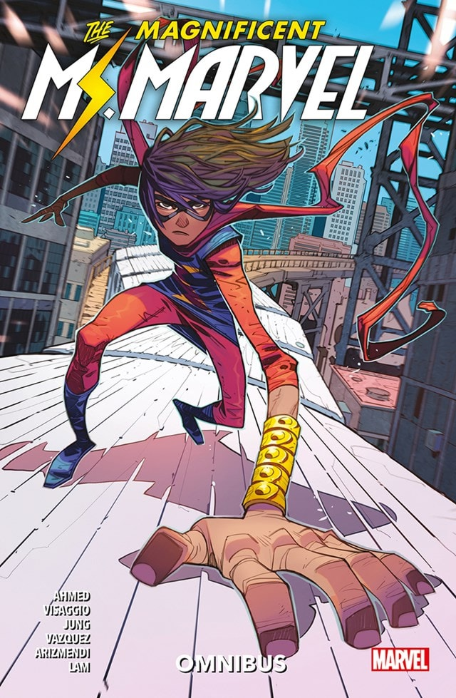 Magnificent Ms Marvel Omnibus: Vol.1 Marvel Comics - 1