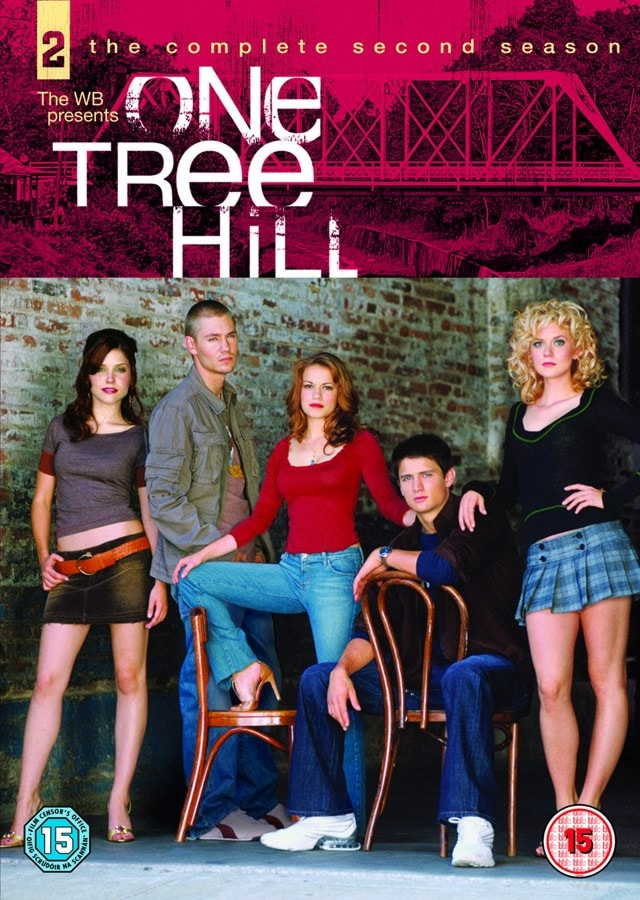 One Tree Hill: The Complete Second Season - 1