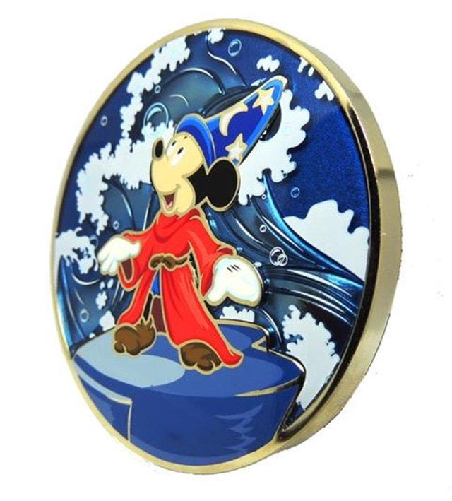 Fantasia Mickey Conducting: Disney Limited Edition Artland Pin - 2
