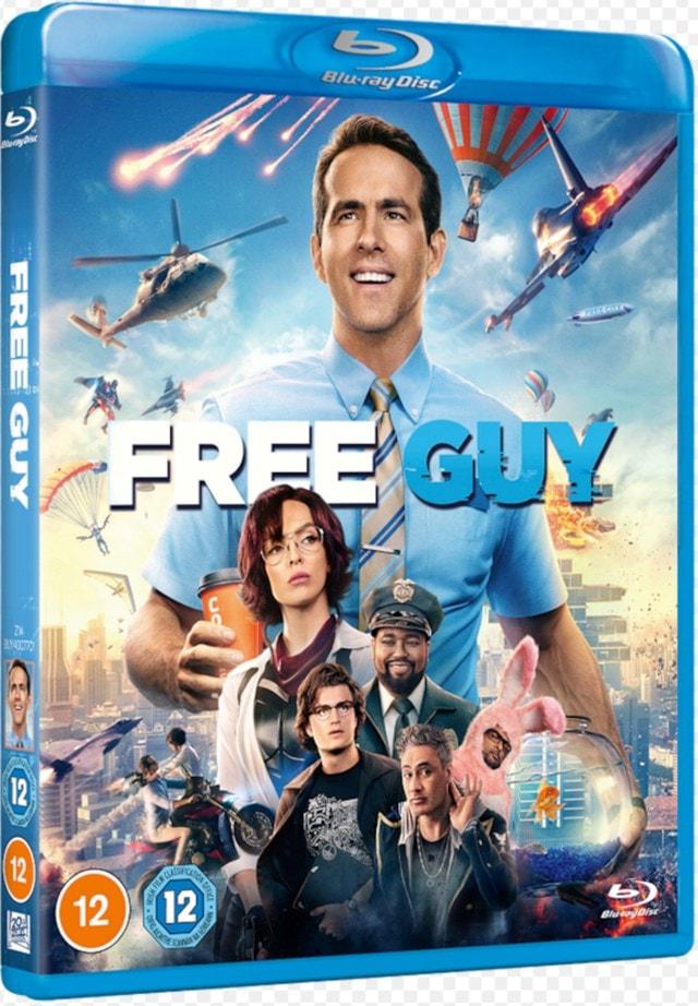 Free Guy - 2
