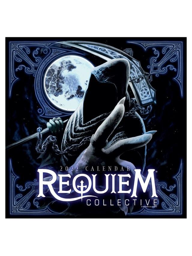 Requiem Collective: Square 2022 Calendar - 1