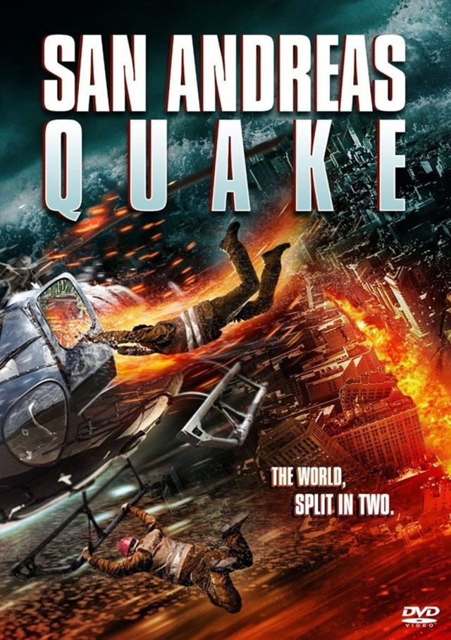 San Andreas Quake - 1