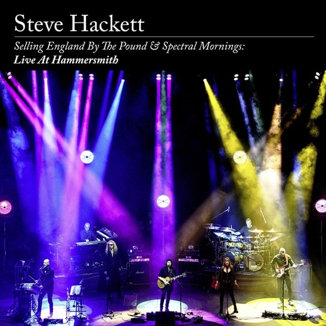 Selling England By the Pound & Spectral Mornings: Live at Hammersmith - 1