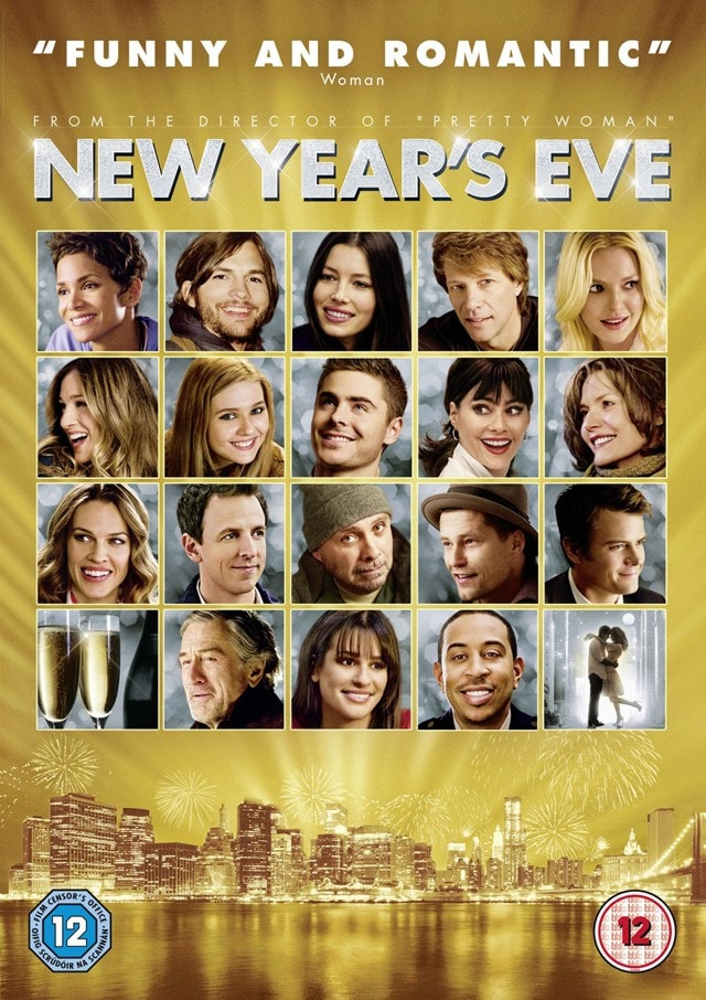 New Year's Eve - 1