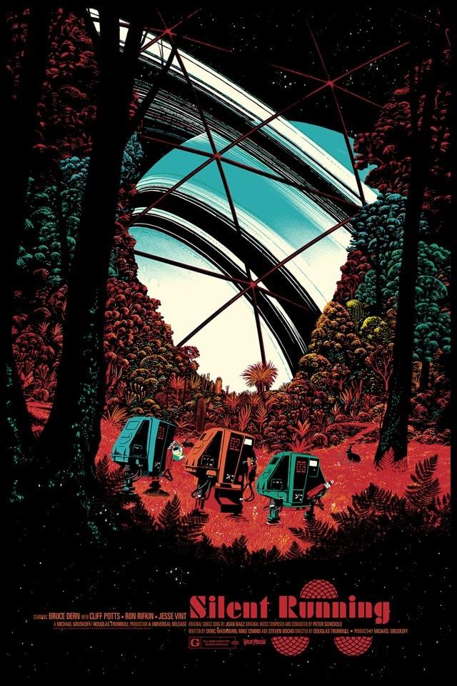 Silent Running: Raid71 Movie Poster - 1