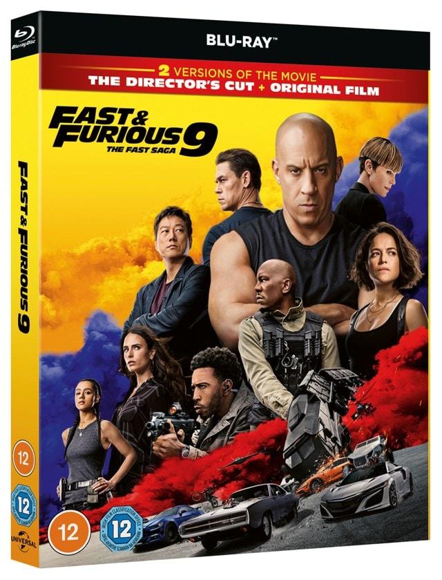 Fast & Furious 9 - The Fast Saga - 2