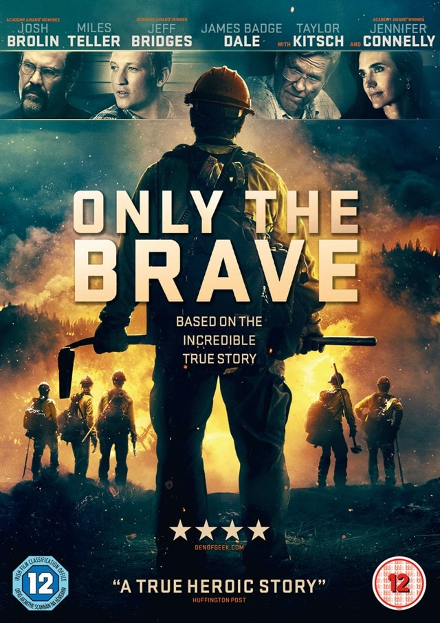 Only the Brave - 1