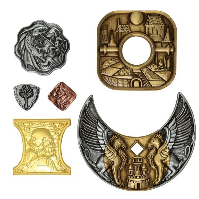 Dungeons & Dragons Replica Coin Set - 2