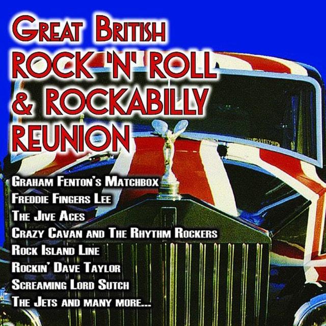 The Great British Rock 'N' Roll & Rockabilly Reunion - 1