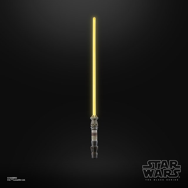 Rey Skywalker: Star Wars Black Series  Force Fx Elite Lightsaber - 1