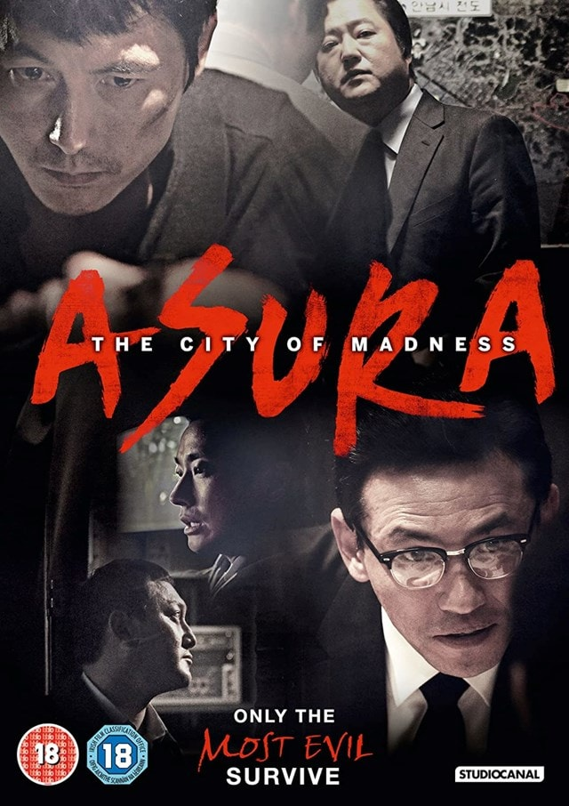 Asura: The City of Madness - 1