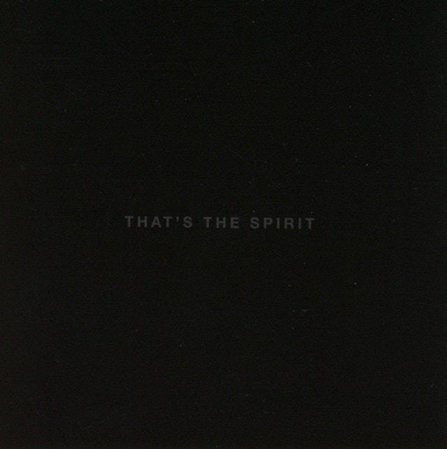 That's the Spirit - 1