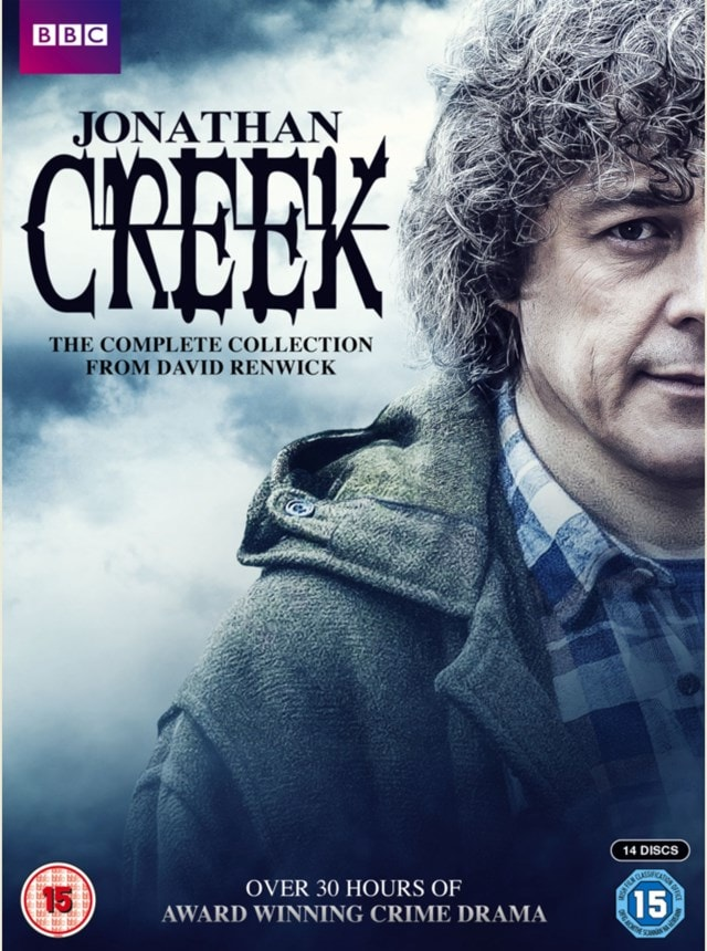 Jonathan Creek: The Complete Colletion - 1
