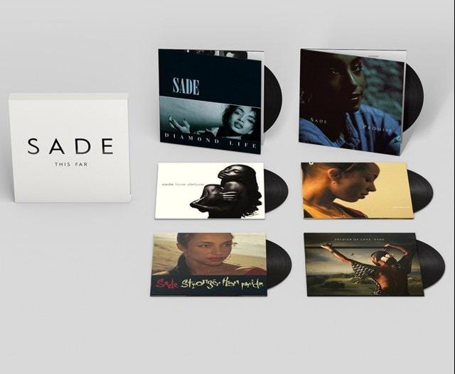 This Far - 6 Vinyl Album Box Set - 1