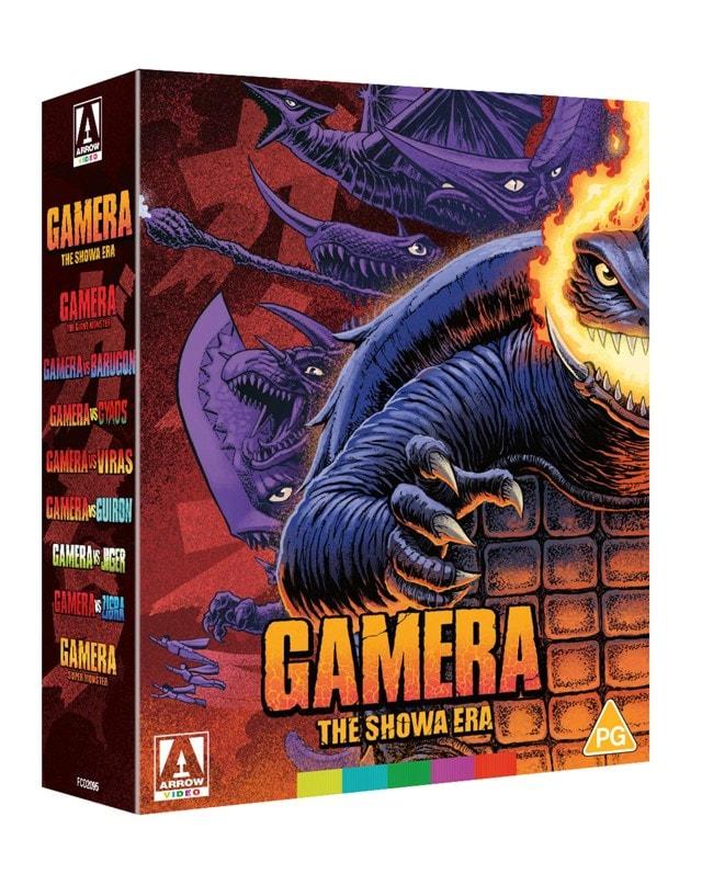 Gamera: The Showa Era - 2