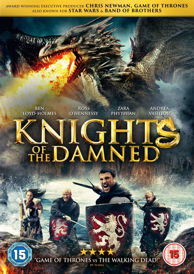Knights of the Damned - 1