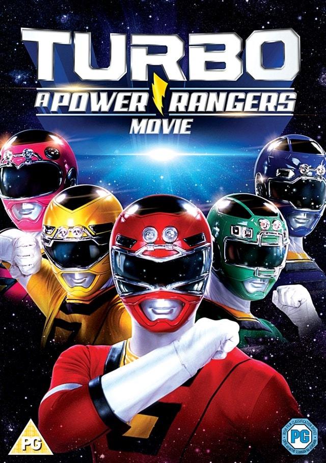 Turbo - A Power Rangers Movie - 1